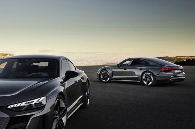 画像4: 「Audi e-tron GT」がワールドプレミア