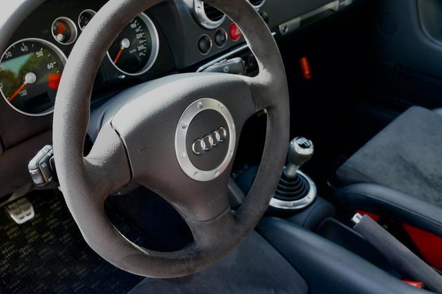 画像3: Audi TT Coupe quattro sportで久しぶりの出番