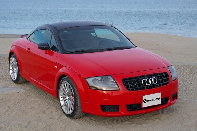 画像1: Audi TT Coupe quattro sportで久しぶりの出番