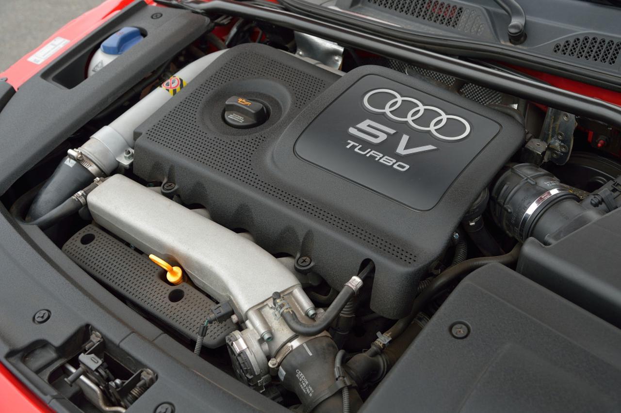 画像6: 【試乗記】Audi TT Coupe quattro sport[再]