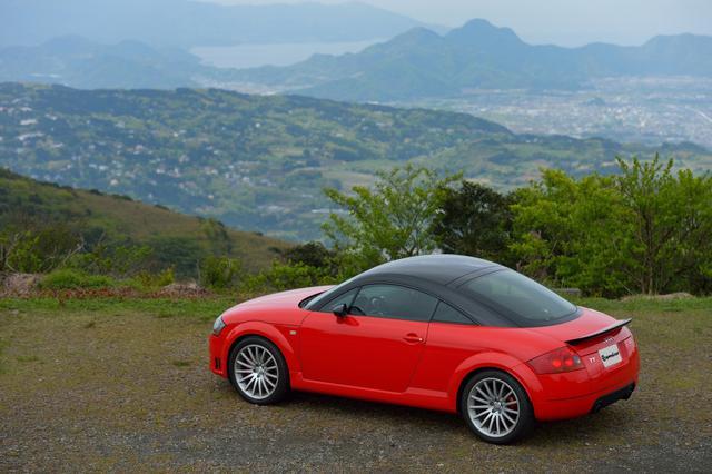 画像9: 【試乗記】Audi TT Coupe quattro sport[再]