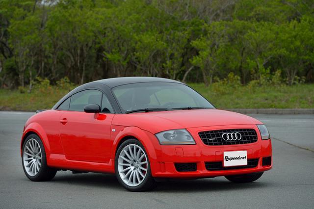 画像2: 【試乗記】Audi TT Coupe quattro sport[再]