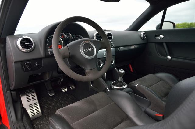 画像4: 【試乗記】Audi TT Coupe quattro sport[再]