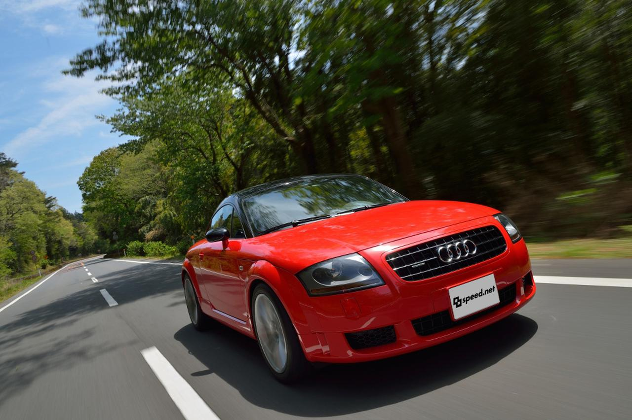 画像1: 【試乗記】Audi TT Coupe quattro sport[再]