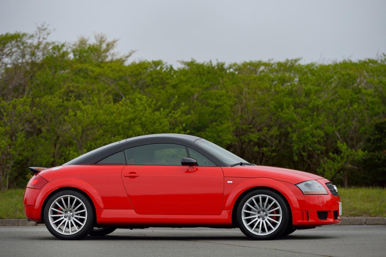 画像3: 【試乗記】Audi TT Coupe quattro sport[再]
