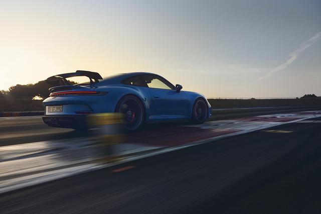 画像6: 新型「911 GT3」がワールドプレミア