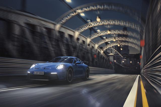 画像1: 新型「911 GT3」がワールドプレミア