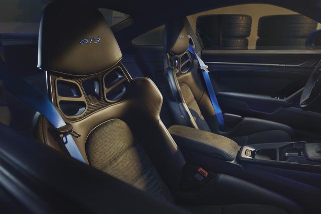 画像5: 新型「911 GT3」がワールドプレミア