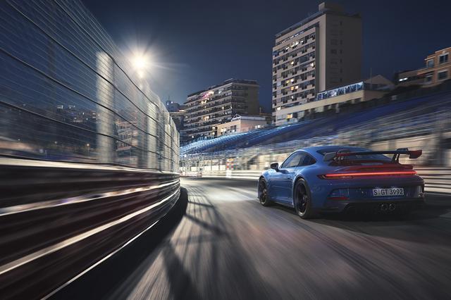 画像3: 新型「911 GT3」がワールドプレミア