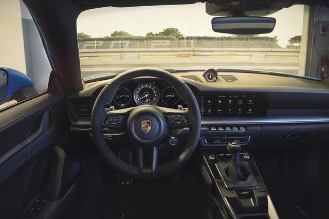 画像4: 新型「911 GT3」がワールドプレミア