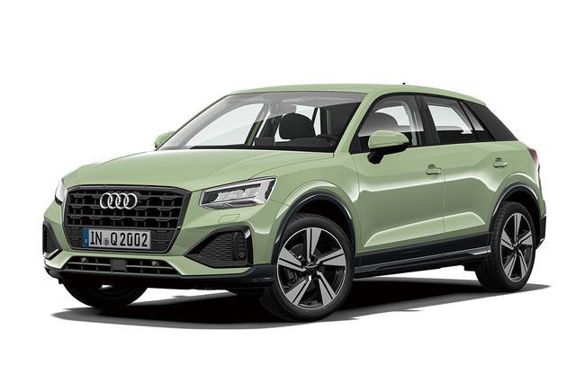 画像1: Audi Q2 advanced(欧州仕様)