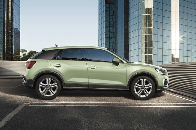 画像2: Audi Q2 advanced(欧州仕様)