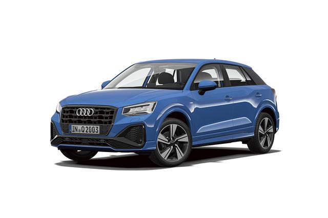 画像: Audi Q2 S line(欧州仕様)