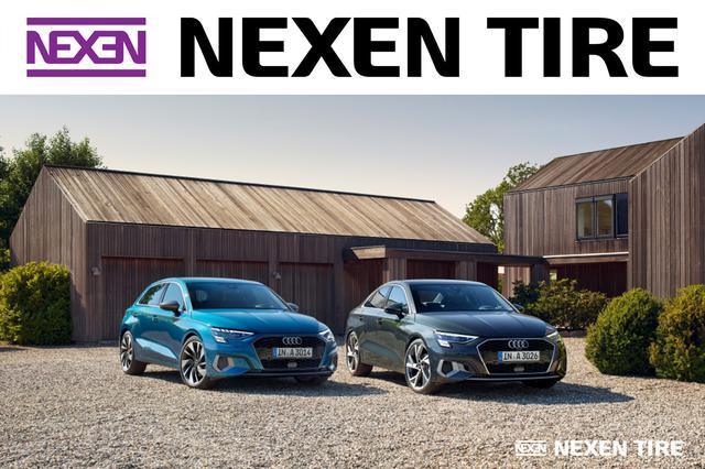 画像: 【NEXEN】ネクセンタイヤが新型「Audi A3」の純正装着タイヤに