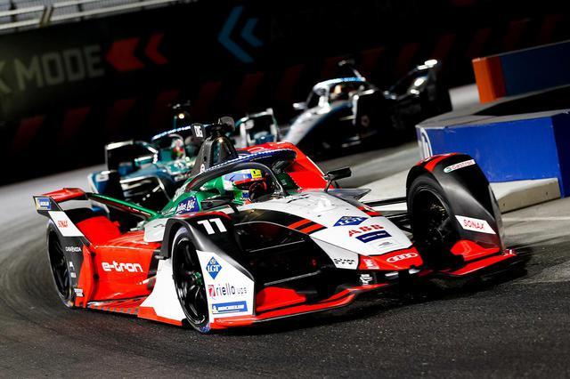 画像5: 【Formula E Rd.1-2 Diriyah】シーズン7 2020/2021が開幕