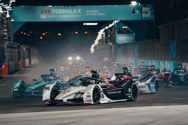 画像6: 【Formula E Rd.1-2 Diriyah】シーズン7 2020/2021が開幕