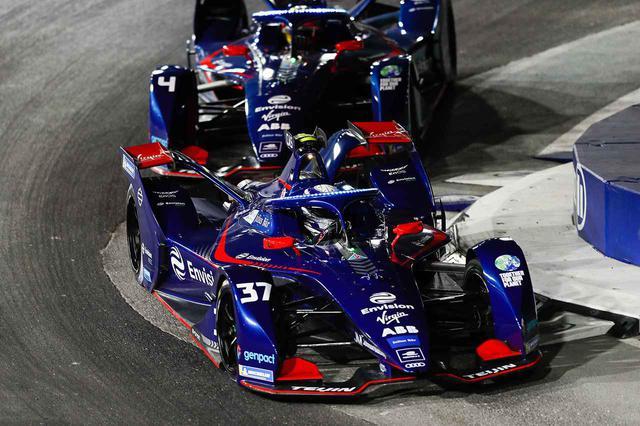 画像7: 【Formula E Rd.1-2 Diriyah】シーズン7 2020/2021が開幕