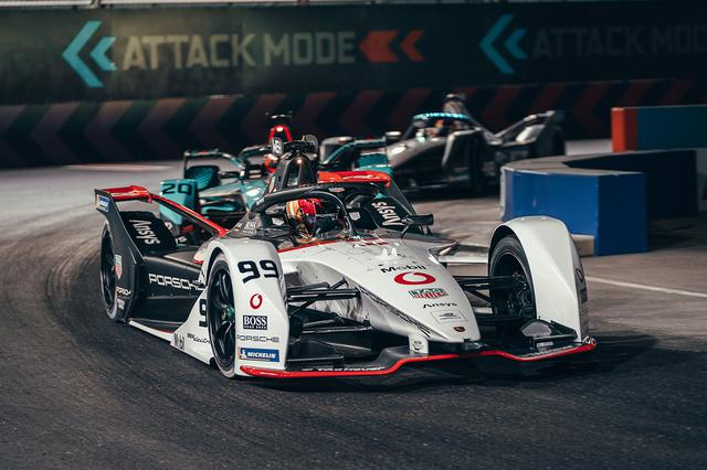 画像4: 【Formula E Rd.1-2 Diriyah】シーズン7 2020/2021が開幕