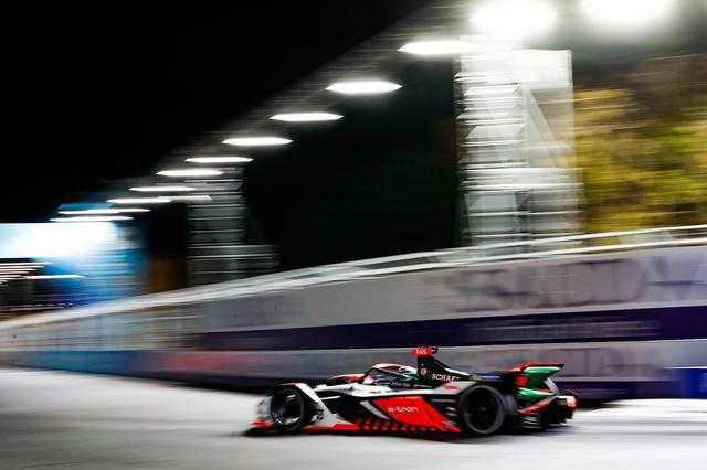 画像3: 【Formula E Rd.1-2 Diriyah】シーズン7 2020/2021が開幕