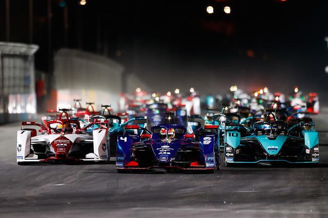 画像8: 【Formula E Rd.1-2 Diriyah】シーズン7 2020/2021が開幕