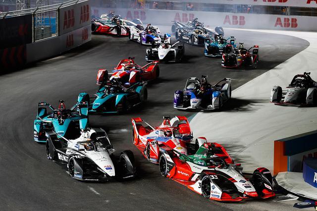 画像1: 【Formula E Rd.1-2 Diriyah】シーズン7 2020/2021が開幕