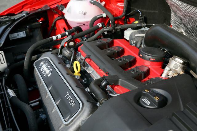 画像8: 【試乗記】Audi RS Q3[再]