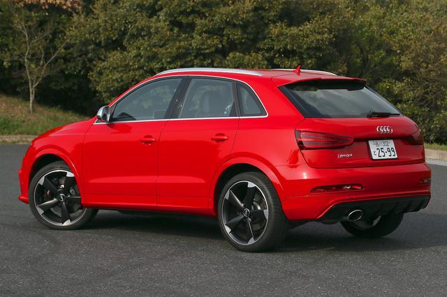 画像10: 【試乗記】Audi RS Q3[再]