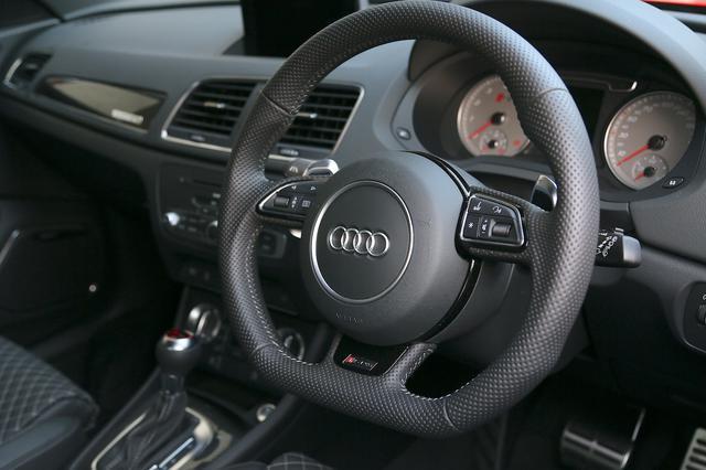 画像3: 【試乗記】Audi RS Q3[再]