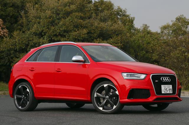 画像2: 【試乗記】Audi RS Q3[再]