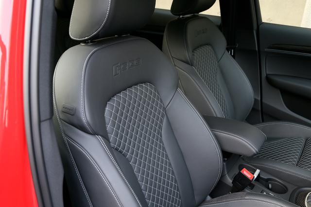 画像7: 【試乗記】Audi RS Q3[再]