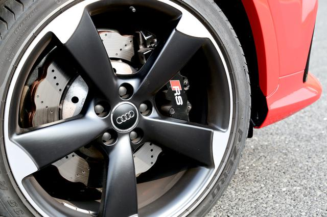 画像9: 【試乗記】Audi RS Q3[再]