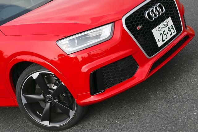 画像1: 【試乗記】Audi RS Q3[再]