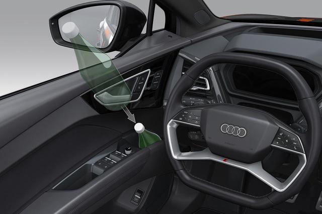 画像11: 「Audi Q4 e-tron」のインテリアが明らかに