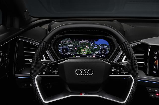 画像4: 「Audi Q4 e-tron」のインテリアが明らかに