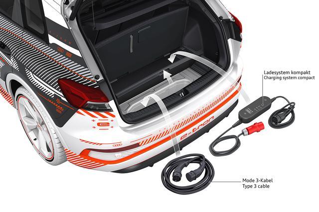 画像16: 「Audi Q4 e-tron」のインテリアが明らかに