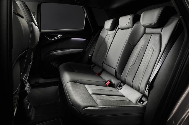 画像12: 「Audi Q4 e-tron」のインテリアが明らかに