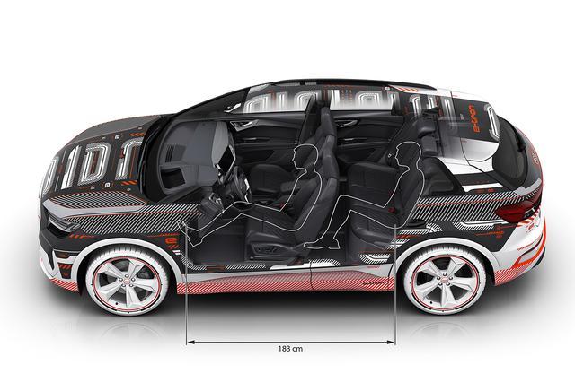 画像2: 「Audi Q4 e-tron」のインテリアが明らかに