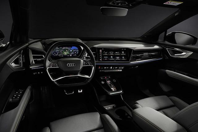 画像3: 「Audi Q4 e-tron」のインテリアが明らかに