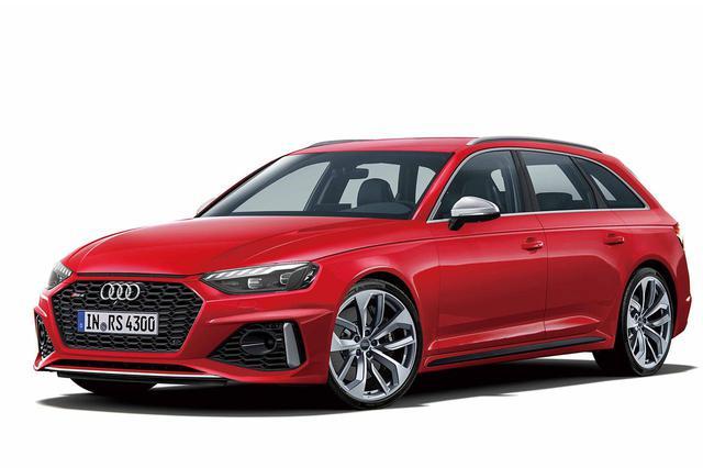 画像: 「Audi RS 4 Avant」「Audi RS 5 Coupe」「Audi RS 5 Sportback」がマイナーチェンジ 25周年記念モデルも - 8speed.net VW、Audi、Porscheがもっと楽しくなる自動車情報サイト