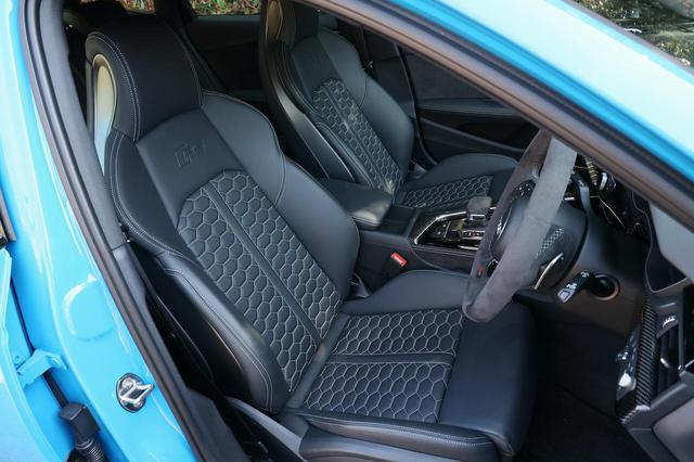画像5: 【ミニ試乗記】Audi RS 4 Avant