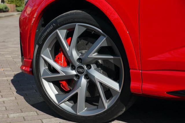 画像3: 【ミニ試乗記】Audi RS Q3 Sportback