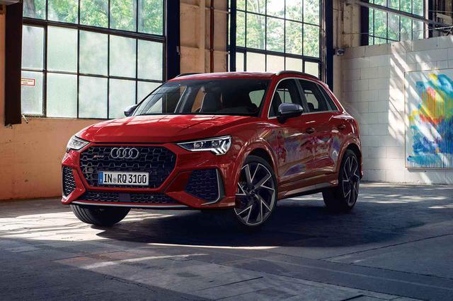 画像: 「Audi RS Q3」「Audi RS Q3 Sportback」発表 - 8speed.net VW、Audi、Porscheがもっと楽しくなる自動車情報サイト