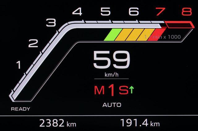 画像9: 【ミニ試乗記】Audi RS Q3 Sportback