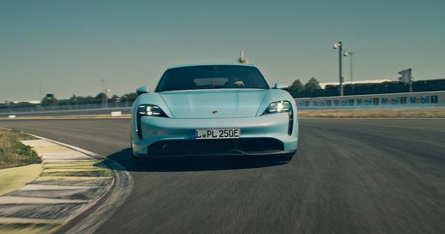 画像: Porsche Japan - Taycan Sustainable Tour