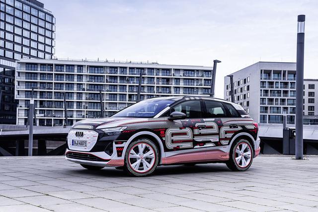 画像3: 「Audi Q4 e-tron」の生産がAudi創業の地でスタート