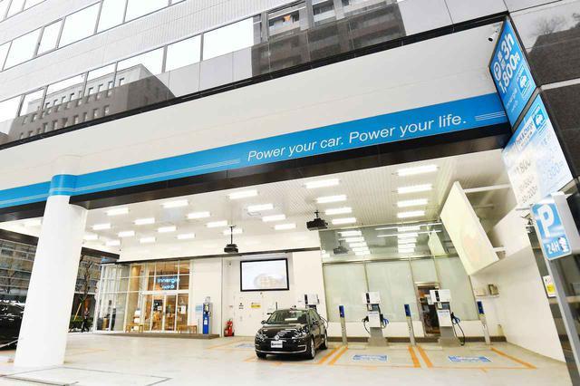 画像: 【e-Golf】次世代型EV充電ステーションで急速充電してみた! - 8speed.net VW、Audi、Porscheがもっと楽しくなる自動車情報サイト