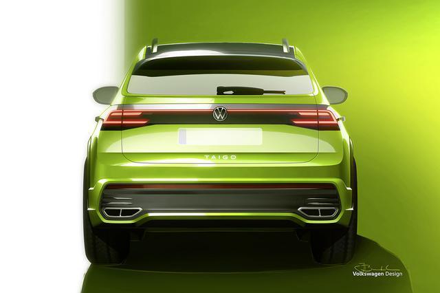 画像3: 新型SUV「Taigo」のイラストを公開