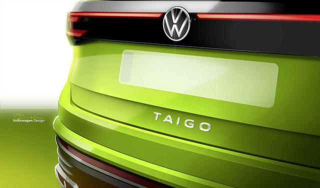 画像2: 新型SUV「Taigo」のイラストを公開