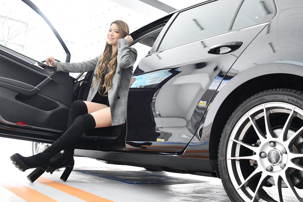 画像: O・Z Girls Collection #39公開です! - 8speed.net VW、Audi、Porscheがもっと楽しくなる自動車情報サイト