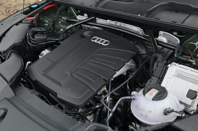 画像3: 【試乗記】Audi Q5 40 TDI quattro advanced